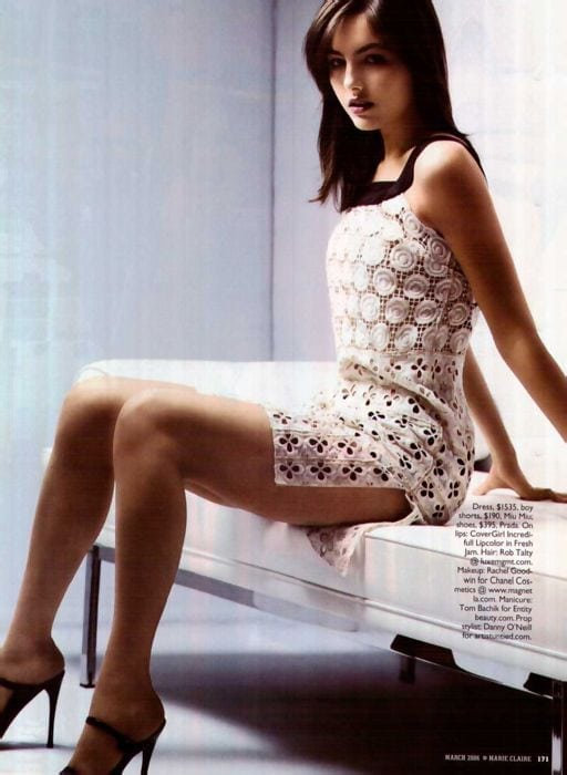 Camilla Belle Routh Nackt foto 1