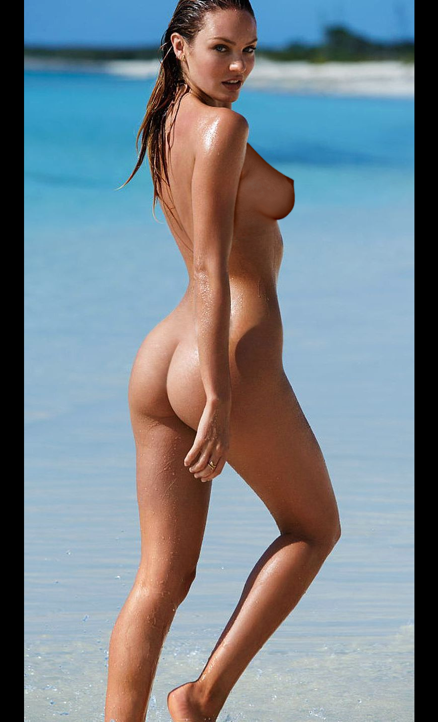 Candace Swanepoel Nackt foto 1