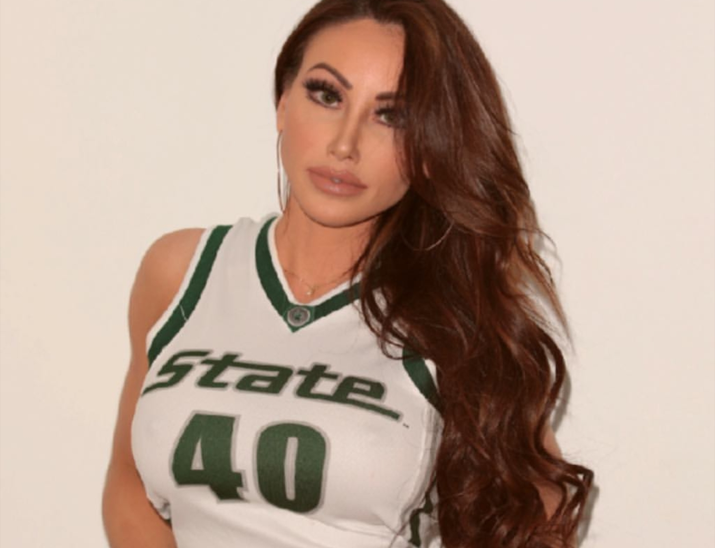 Holly Sonders College foto 1