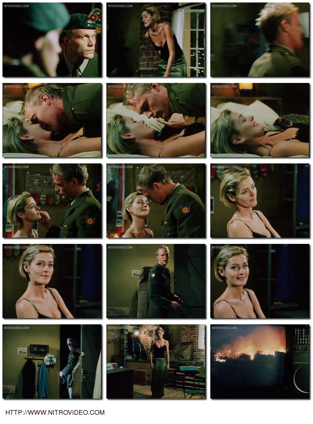 Louise Lombard Nackt foto 1